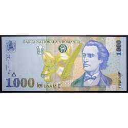 Romania - 1000 Lei 1998