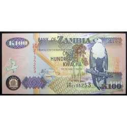 Zambia - 100 Kwacha 2003