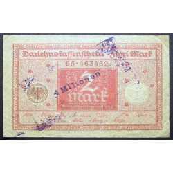 Germany - 4 Milionen Mark