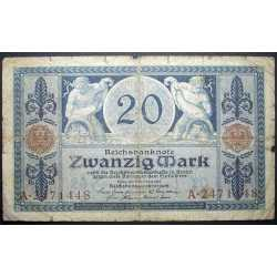 Germany - 20 Mark 1915