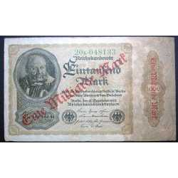 Germany - 1 Milliarde Mark 1922