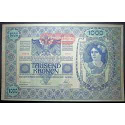 Austria - 1000 Kronen 1902