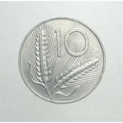 10 Lire 1956