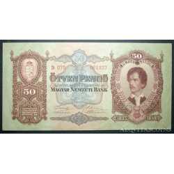 Hungary - 50 Pengo 1932
