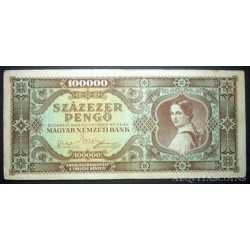 Hungary - 100.000 Pengo 1945