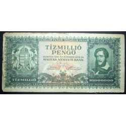 Hungary - 10.000.000 Pengo 1945