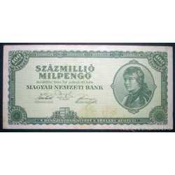 Hungary - 100.000.000 Pengo 1946