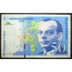 France - 50 Francs 1993