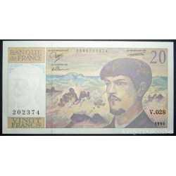 France - 20 Francs 1990