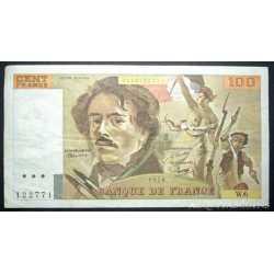 France - 100 Francs 1978