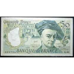 France - 50 Francs 1983