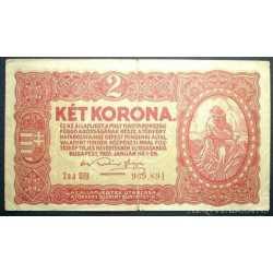 Austria /Hungary - 2 Korona 1920