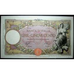 500 Lire Capranesi 1940