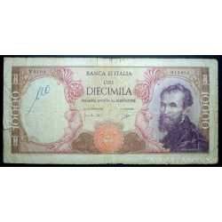 10.000 Lire Michelangelo 1964