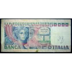 50.000 Lire Donna 1978