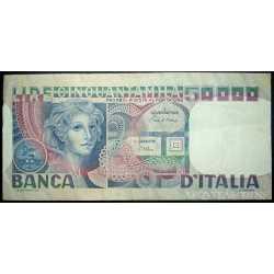 50.000 Lire Donna 1982 RR
