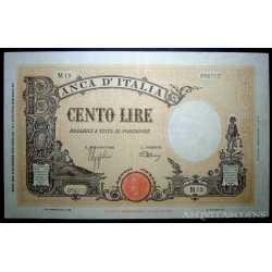 100 Lire Barbetti 1942