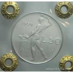 50 Lire 1959
