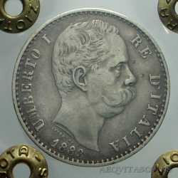 Umberto I - 2 Lire 1883 R