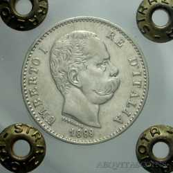 Umberto I - 1 Lira 1899 R