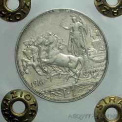 Vitt. Eman. III - 1 Lira 1916 R
