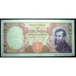 10.000 Lire Michelangelo 1964  R2