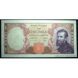 10.000 Lire Michelangelo 1964  R