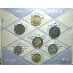 Serie Divisionale Sigillata 1989