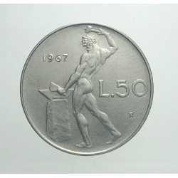 50 Lire 1967