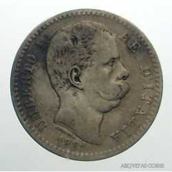 Umberto I - 2 Lire 1881