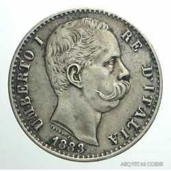 Umberto I - 2 Lire 1883