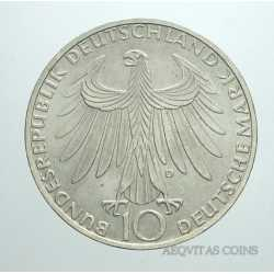 Germany - 10 Mark 1972