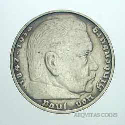 Germany - 5 ReichsMark 1935 A