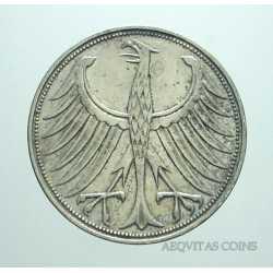 Germany - 5 Mark 1951 G