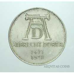 Germany - 5 Mark 1971 D