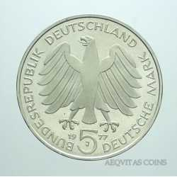 Germany - 5 Mark 1977 J