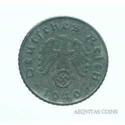 Germany -  5 Reichspfennig 1940 A