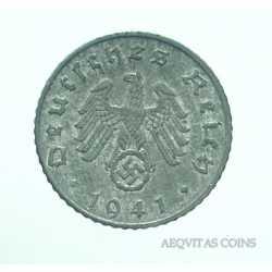 Germany -  5 Reichspfennig 1941 A