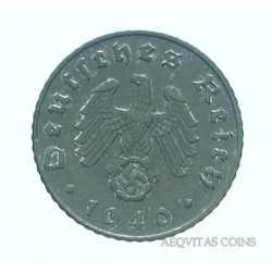 Germany -  5 Reichspfennig 1940 J