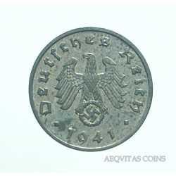 Germany - 1 Reichspfennig 1941 A
