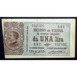 1 Lira 1914
