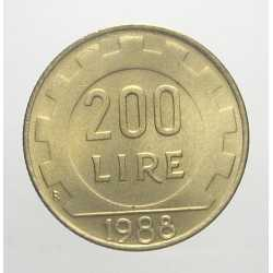 200 Lire 1988