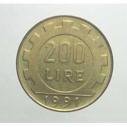 200 Lire 1991