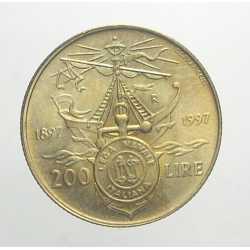 200 Lire 1997 - Lega Navale