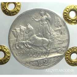 Vitt. Eman. III - 2 Lire 1908