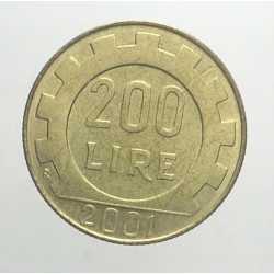 200 Lire 2001