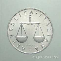 1 Lira 1970 FDC