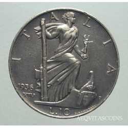 Vitt. Eman. III - 10 Lire 1936