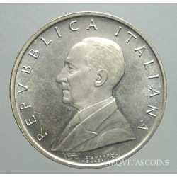 500 Lire Marconi 1974 FDC