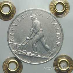 2 Lire 1949 FDC